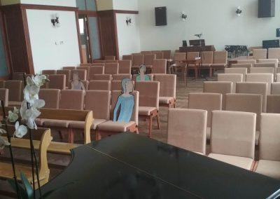 Židle - po druhé várce