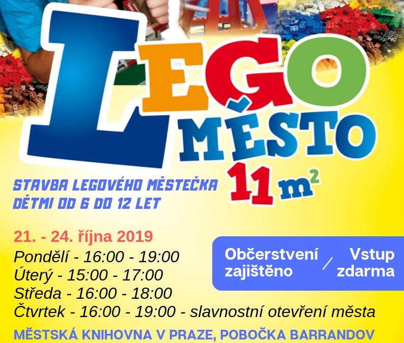 Legoprojekt Praha 5