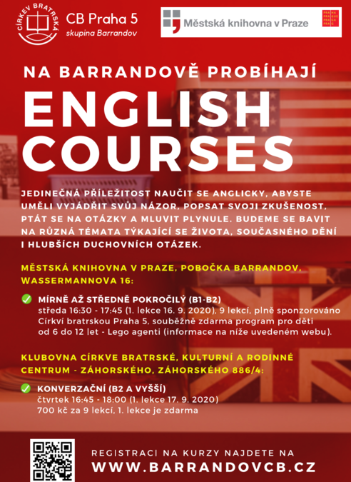 Kurzy angličtiny