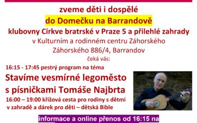 Noc kostelů 28.5.2021